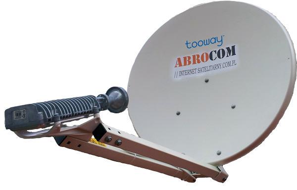 Internet satelitarny Tooway