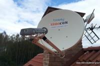 Inernet satelitarny