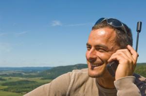 Telefon satelitarny