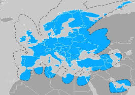 internet satelitarny w całęj europie