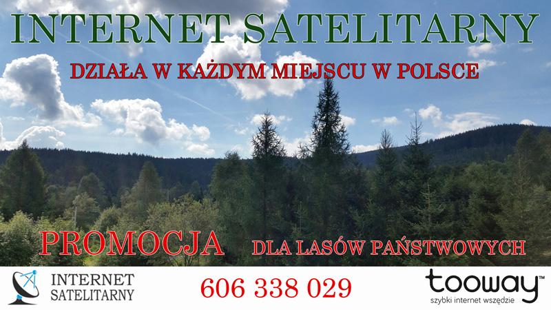 Internet CDMA - internet satelitarny