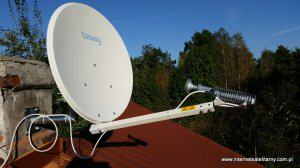 Internet satelitarny- PROMOCJA Tooway