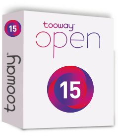 Internet satelitarny Tooway Open 15
